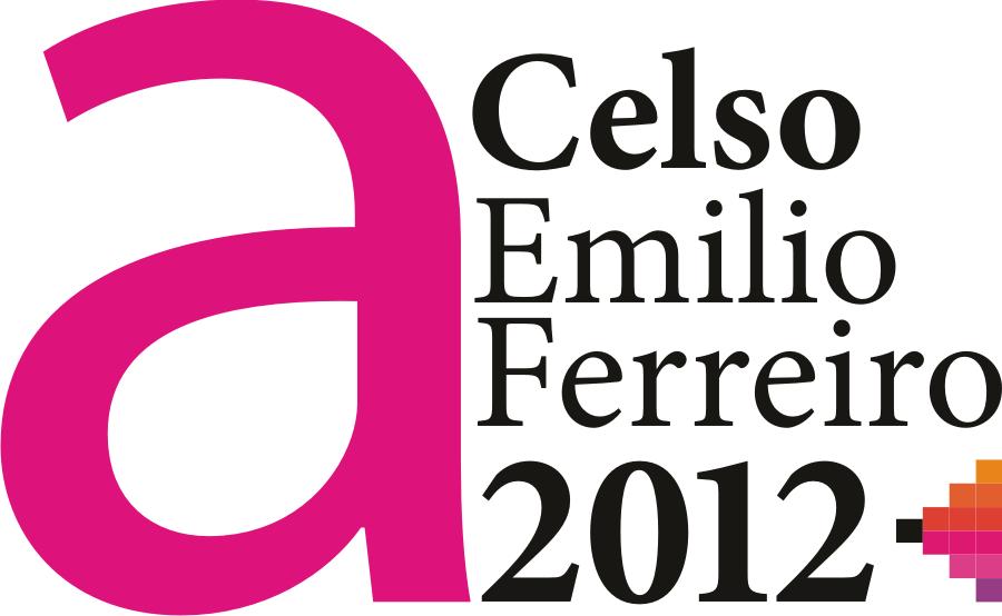 Logo Ano Celso Emilio Ferreiro - Ideia.gal
